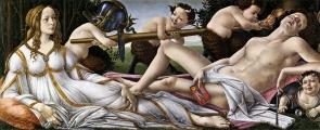 botticelli Marte lacciuganelbosco.com