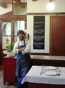 Lo Chef di Cucina Ettore Scaglione