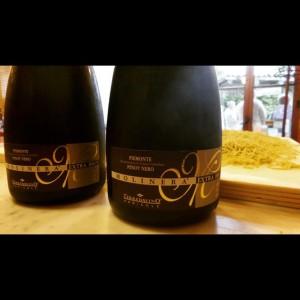 """Piemonte Pinot Nero DOC """"Molinera"""" Extra Brut di Terre da vino"""