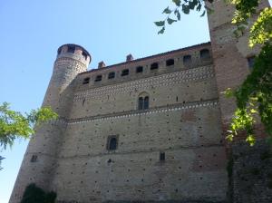 Il castello di Grinzate Cavour